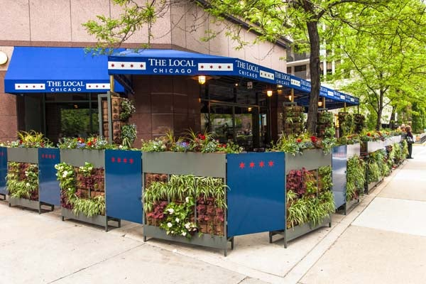 This Chicago Resto Is Serving Up 3,000 Plants — & We Want Reservations