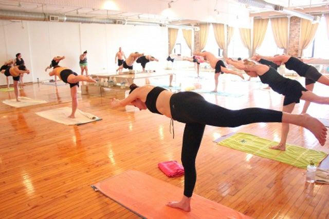 Hot Power Yoga Chicago Black Angus Fresno Ca