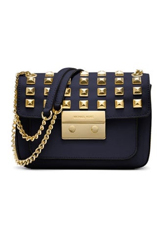 michael-kors-navy-studded-bag-$298