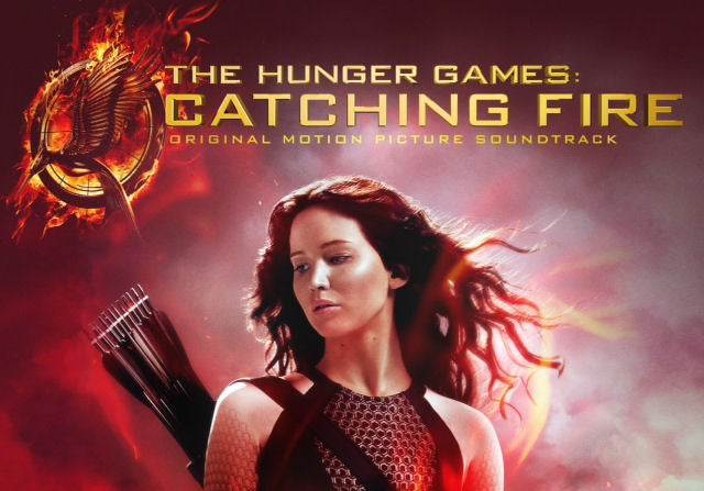 """It's Finally Here! """"The Hunger Games: Catching Fire"""" Soundtrack Revealed"""