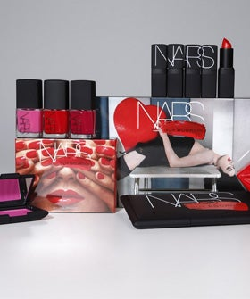 NARS Releases First Look At Guy Bourdin Collection