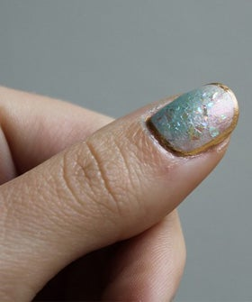 This Opal Nail Art Is Stone-Cold Awesome