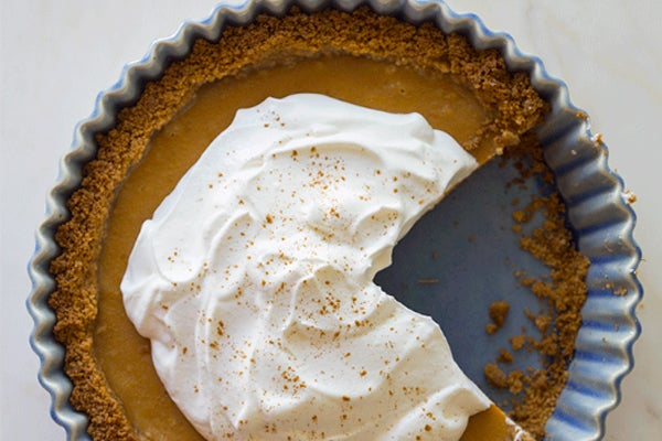 Welcome Fall With Butternut Squash Pie!