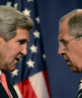 U.S. & Russia Reach Deal On Syria, We Breathe A Brief Sigh Of Relief