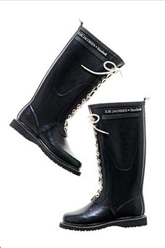 raingear for summer- wellies Madewell