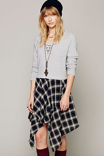 Fashion / Trends / Grommet Trend - Cool Womens Clothing