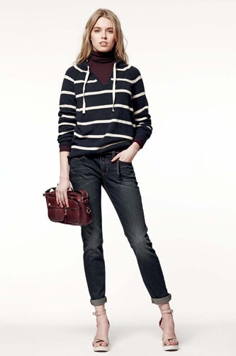 Gap Fall 2012 Look Book-11