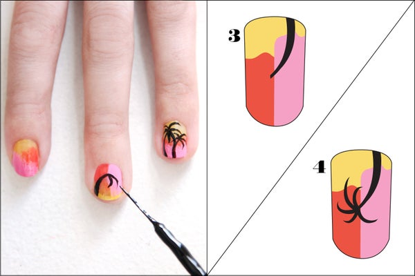coachella-nail-art-designs-palm-3