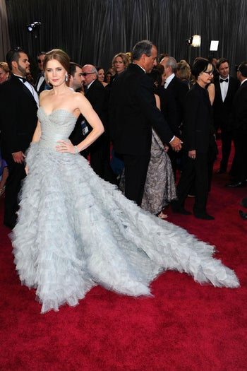 Amy Adams 2013 Oscars