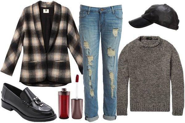 1 Piece, 3 Ways: The Bro Sweater