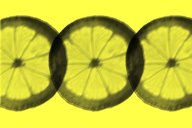 Dangerous Bacteria May Live On The Lemon In Your Drink