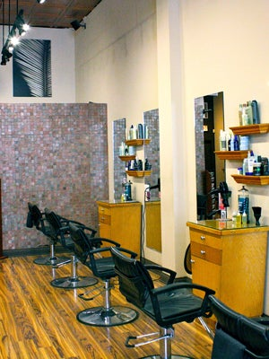 Gordon Salon Is Going Green — & Helping You Save Some
