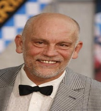 John Malkovich As you may know, he recently saved a man's life — the only problem is that he and Ryan Gosling might get competitive and engage in a life-saving contest. Malkovich would win, though, because he always wins.   Photo: Peter Brooker /Rex USA.