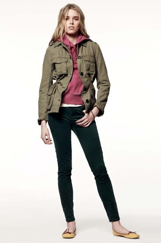 Gap Fall 2012 Look Book-19