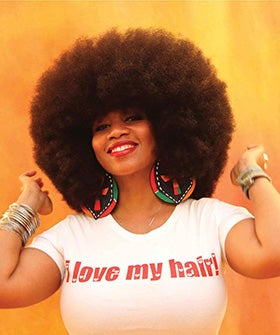 Everything Old Is New Again: The Afro Makes A Mainstream Comeback