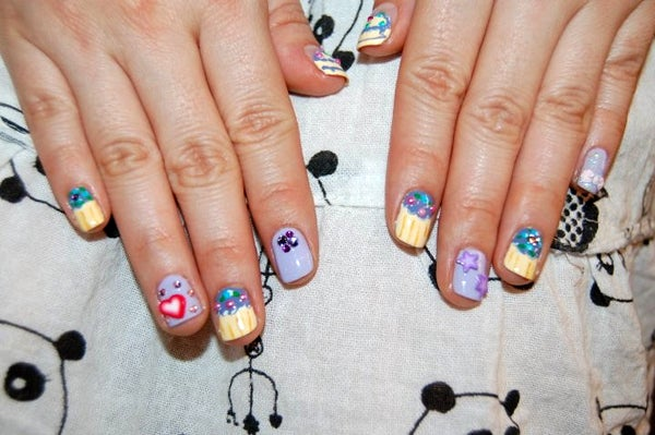 Nail art nyc nail art designs nyc nail art prinsesfo Images