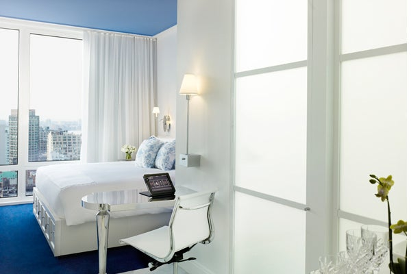 Nyc Cool Hotels The Mondrian Soho Opens On Crosby Street