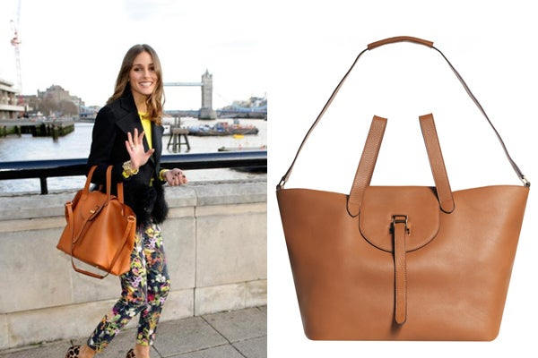 Meli Melo Carryall is Olivia Palermo's Hot Pick for Summer