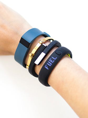 Fitbit, Nike, & Jawbone Could Soon Be Selling Your Fitness Data