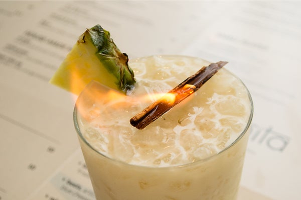 6 Tiki Cocktails You Can Get Tipsy On Right Now