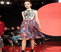 Holly Fulton Seals It With A Lipstick Print
