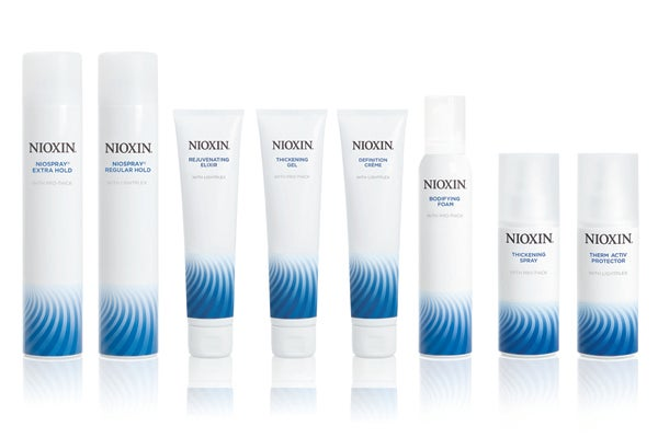 Nioxin Styling Products For Thin, Fine Hair