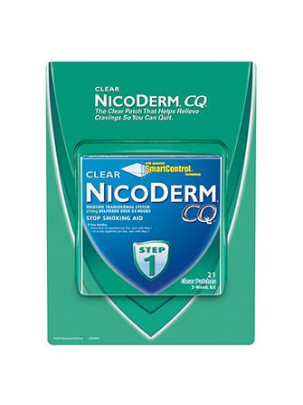Side effects of nicoderm cq sexual final, sorry