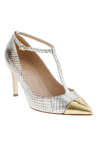 Everly-Snakeskin-T-Strap-Pumps,-$395-at-J