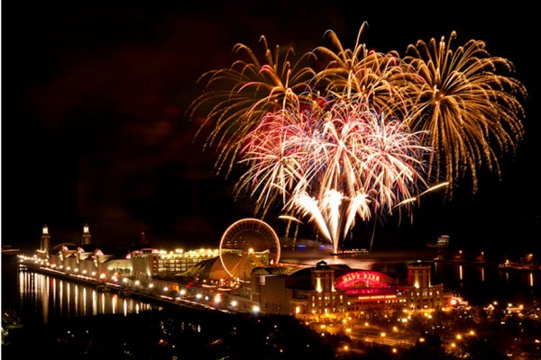Boom! 6 Ways To Celebrate The Fourth Of July In Chicago