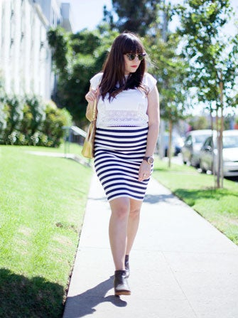 Pregnant? Your Non-Dowdy Outfit Inspo Is Here!