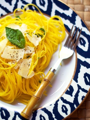 Perfect-For-Summer Spaghetti That Won't Stain Your White T-Shirt