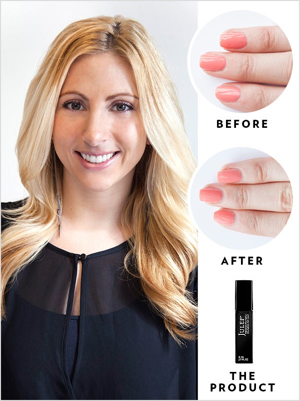 Julep Freedom Polymer Top Coat, $18, available at Julep.