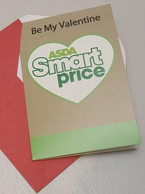 Cheap Valentines 11 Cent Valentine Card