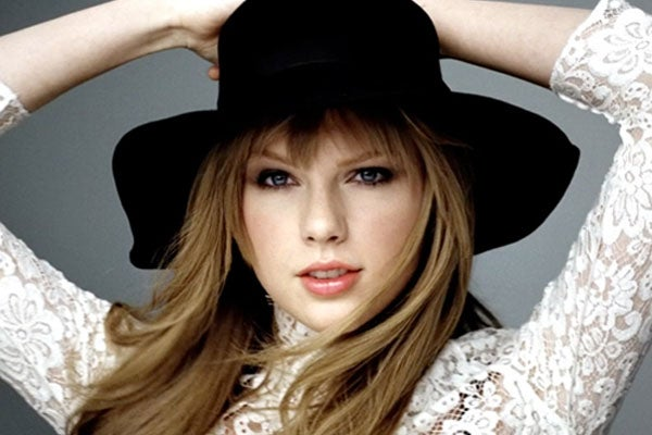 Taylor Swift Interview Eyes Open Singer Covergirl Ads