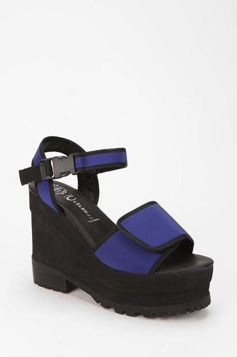 Jeffrey Campbell Alameda Neoprene Wedge Sandal
