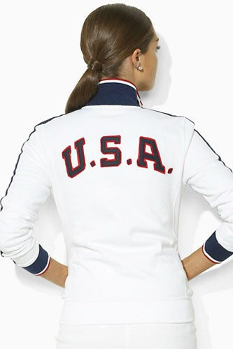 Ralph Lauren Team USA London Jacket