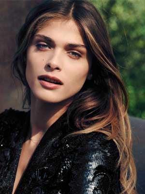 premium selection 206c8 0df2c Roberto Cavalli Fragrance - Model Elisa Sednaoui