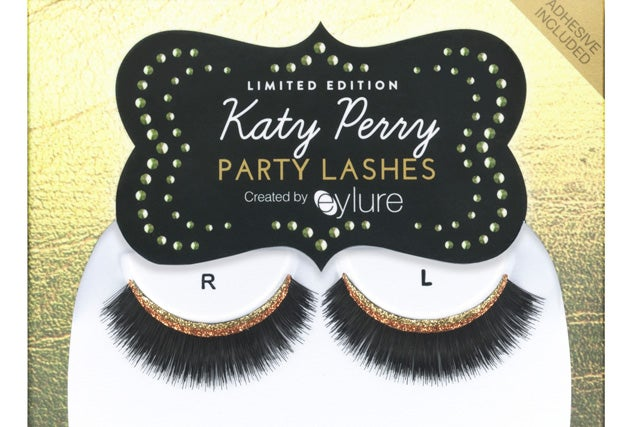 6e344ec60ff If ever there were a celebrity to have her very own namesake brand of faux  lashes, it's Katy Perry. The singer's beauty looks can range — in a single  week ...