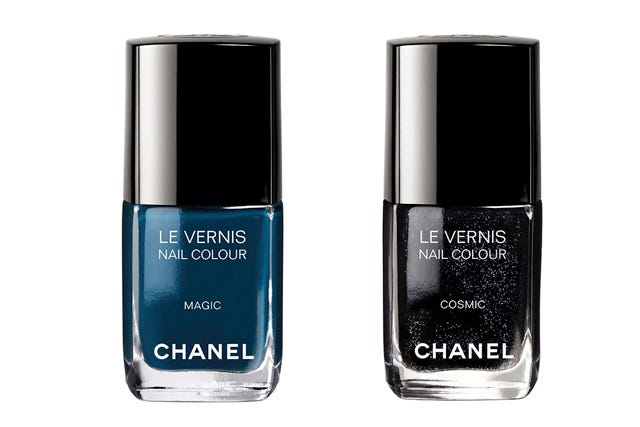 Chanel Holiday Nail Polish - Cosmic, Nuit Magique