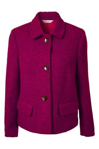 Boxy Pink Jackets