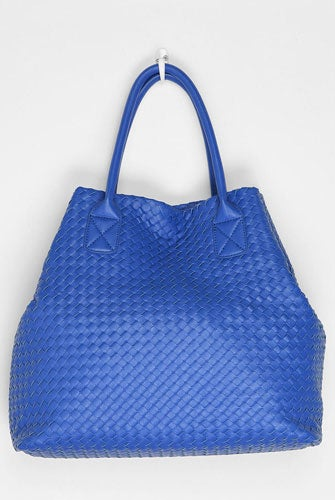 Urban Expressions Woven Tote Bag
