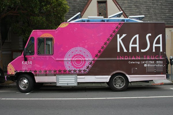 Kasa Indian Eatery Truck