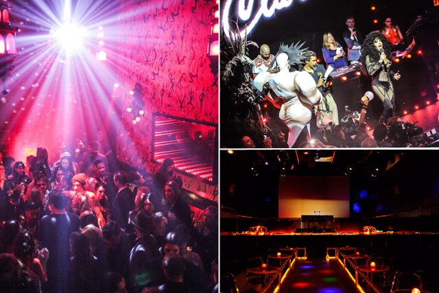 New York City Night Clubs - Dance Spots NYC