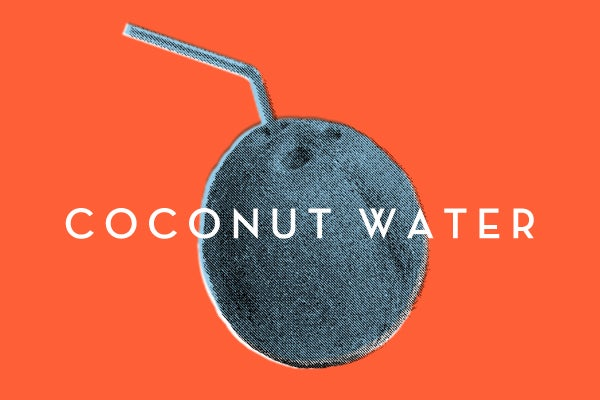 coconut water facts