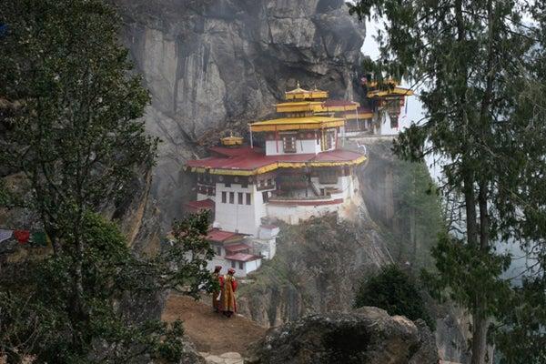 Photo: Courtesy of Tourism Council of Bhutan