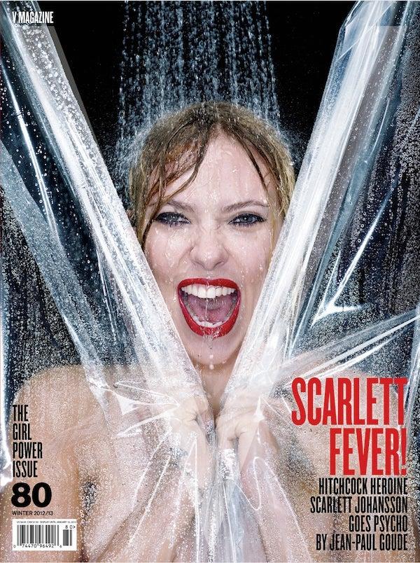 Johansson cum scarlett Free Scarlett